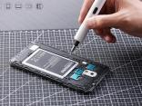 IFu портативный шуруповёрт для небольших высокоточных устройств ноутбука, смартфона, часов, камер с 18 сверел