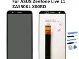 Дисплей в сборе с тачскрином для Asus ZenFone Live L1 ZA550KL
