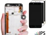 Дисплей в сборе с тачскрином для Lenovo Vibe K5 A6020a40