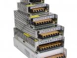 Блок питания (драйвер) для светодиодных лент и линеек AC 110-220 V DC/DC 5 V, 12 V, 24 V / 1A, 2A, 3A, 5A, 10A, 15A, 20A, 30A, 50A