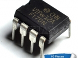 Микросхема VIPer12A DIP-8 10 шт.