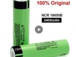 Аккумулятор NCR18650B 3,7 v 3400 mah