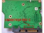 Контроллер 100687658 REV A B C для HDD Seagate 3.5' 1/2/3Tb SATA