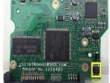 Контроллер 100532367 REV A для HDD Seagate 3.5' 500Gb SATA