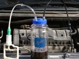 Ручной вакуумный насос для замены масла 2л
