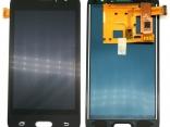 Дисплей в сборе с тачскрином для Samsung Galaxy J1 2016 SM-J120F (черный, белый, золотой)