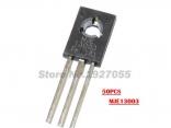 Транзистор MJE13003 TO-126 50 шт.