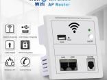Wi-Fi маршрутизатор 300 Мбит/с встраиваемый в стену