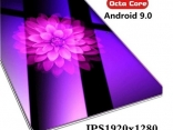 10.1 дюймовый планшет Android 9.0, Octa Core, 6GB RAM, 128GB ROM, IPS, 3G/4G, 8 MP, Разрешение 1920*1280