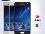 Дисплей в сборе с тачскрином для Samsung Galaxy A3 2015 A3000 A300F A300M A300H оригинальный