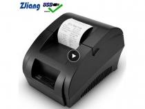 Принтер чеков ZJ-5890K USB
