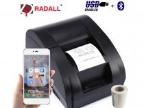 Принтер чеков RD-5890KBL USB + Bluetooth