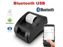 Принтер чеков ZJ-5890K-LN USB + Bluetooth