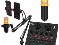 Микрофон студийный конденсаторный BM-800