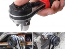 Универсальный гаечный ключ трещотка 6-22 мм