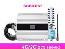 Усилитель сотового сигнала GOBOOST GSM LTE 2G/4G DCS 1800МГц