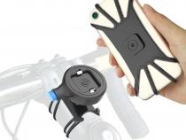 Универсальный велосипедный держатель для смартфона