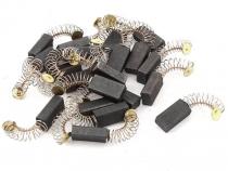 Щетки угольные (графитовые) для электроинструмента и бытовой техники от 2 шт./лот