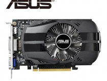 Видеокарта Asus GeForce GTX 750 Ti, GTX750TI-OC-2GD5, 2ГБ, GDDR5, 128 бит