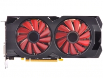 Видеокарта XFX AMD Radeon RX 570, RX-570P427D6, 4ГБ, GDDR5, 256 бит