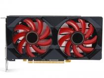 Видеокарта XFX AMD Radeon RX 560, RX-560P45VG, 4ГБ, GDDR5, 128 бит