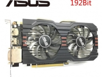 Видеокарта Asus GeForce GTX 660, GTX660-DC2OCPH-2GD5, 2ГБ, GDDR5, 192 бит