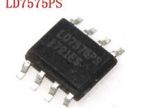 Микросхема LD7575PS Шим-контроллер SOP-8 10 шт./лот