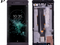 Дисплей в сборе с тачскрином для Sony Xperia XA (F3111, F3113, F3115) (черный, белый, розовый, золотой) оригинальный