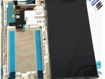 Дисплей в сборе с тачскрином для Sony Xperia L1 (G3312, G3311, G3313) (черный, белый)