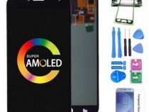 Дисплей в сборе с тачскрином для Samsung Galaxy J4 2018 SM-J400F (черный, синий, золотой) OLED