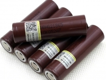 Аккумулятор LiiBHG21865 18650 Li-ion, 3000mAh, 20А, 3.6V высокотоковый (18х65мм)