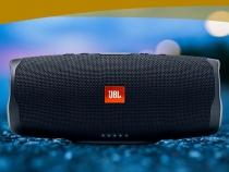 Портативная акустическая система JBL Charge 4 с функцией Bluetooth