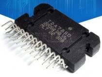 Микросхема TDA7850 Усилитель 4-канальный ZIP-25