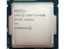Процессор Intel Core i3-4330 3,50 ГГц LGA 1150