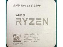 Процессор AMD Ryzen 5 2600 3.40 ГГц AM4