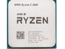 Процессор AMD Ryzen 5 3600 3.60 ГГц AM4