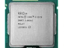 Процессор Intel Core i5-3570 3,40 ГГц LGA 1155