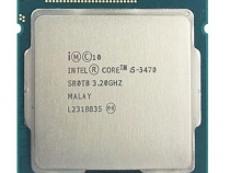 Процессор Intel Core i5-3470 3,20 ГГц LGA 1155
