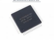 MC9S08AC128CFUE 8-битный микроконтроллер QFP-64 (5-10 шт.)