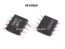 AF4502C Транзистор P-канал/ N-канал 30В SOP-8 10 шт.