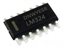 LM324DR Операционный усилитель SOP-14 10 шт.