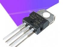 L7805CV Стабилизатор напряжения +5В 1.5А TO-220 10 шт.