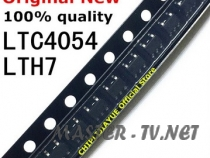 LTC4054ES5-4.2 (LTH7) Контроллер заряда батареи SOT-23-5 (10 шт)