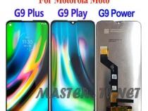 Дисплей в сборе с тачскрином для Motorola Moto G9 Plus / G9 Play / G9 Power (оригинальный)