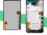 Display Assembly with touch screen for HTC One M7 801e