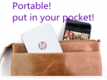HP Sprocket 100 Photo Printer
