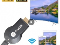 Адаптер Anycast TV Stick 1080P с поддержкой Wi-Fi для IOS/Android